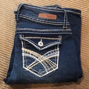 Wallflower Women's Bootcut Jeans!